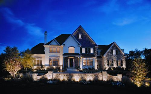 Lighting - exterior home